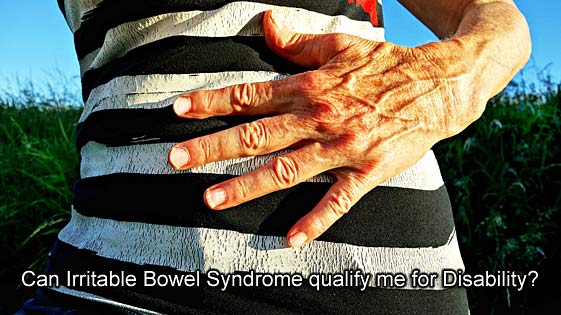 Irritable bowel syndrome disability lawyer