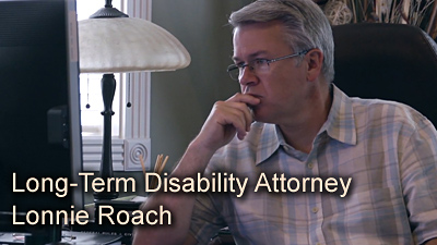 Long term disability lawyer