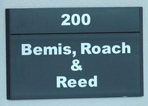 Bemis, Roach & Reed Denied disability benefits law firm