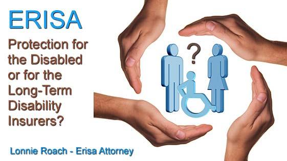 ERISA Texas long term disability lawyer