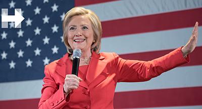 Hillary CLinton SSDI