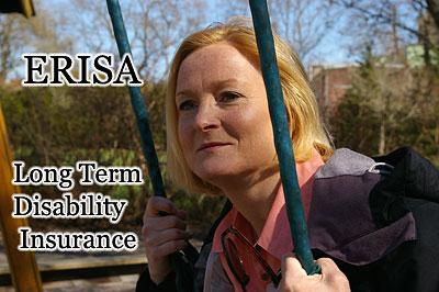 ERISA Long Term disability help
