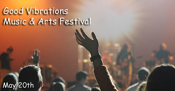 A Music Festival for the Deaf – Good Vibrations