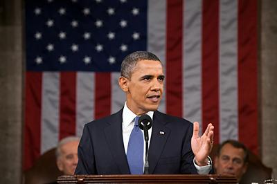 obama pushing for gun control