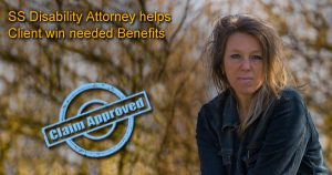 SS Disability Attorney