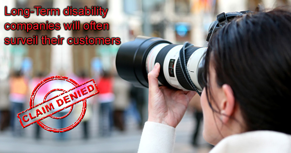 Use of Video Surveillance in Disability Claims