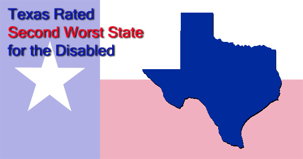 Disability in Texas