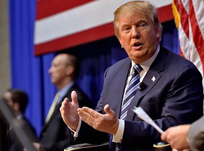 Donald Trump Social Security views