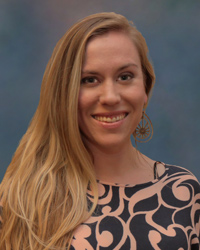 Rachel Reed, Administrative Assistant