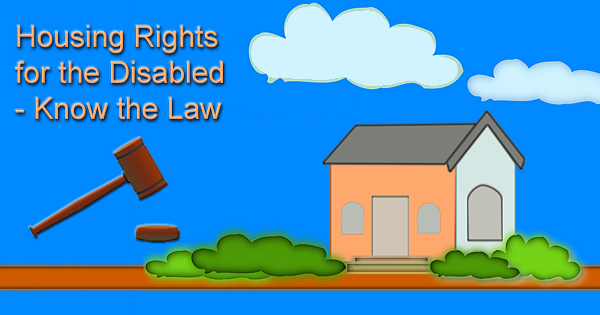 housing rights disabled
