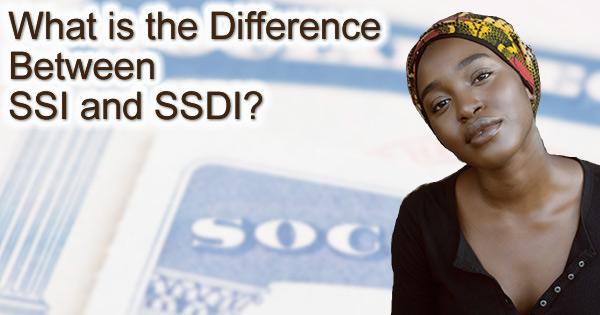 SSI SSDI