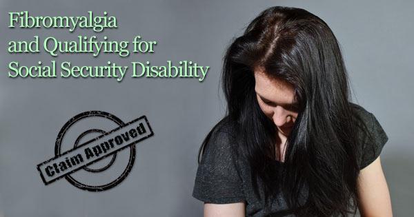 fibromyalgia disability