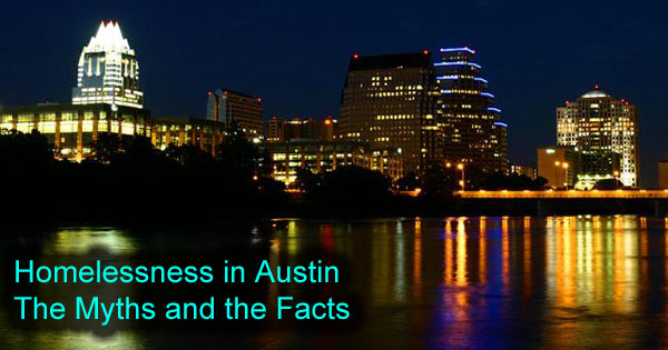 Homelessness in Austin Texas