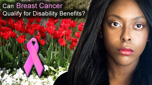 breast cancer disability