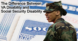 What is the difference between VA Disability and Social Security Disability Benefits?