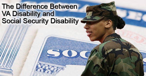 Veterans and social security disability