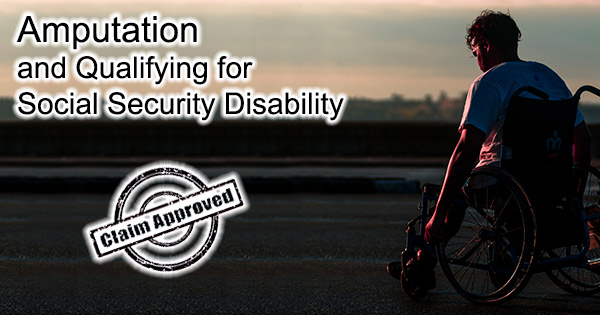 Amputation Disability