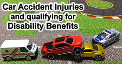 Can I Get Social Security Disability Benefits If I've been Disabled in a Car Accident?