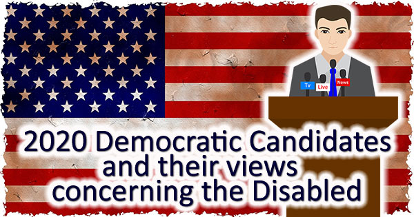 Presidential candidates and the Disabled