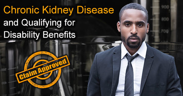 Kidney disease disability