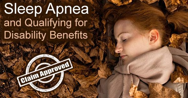 sleep apnea disability