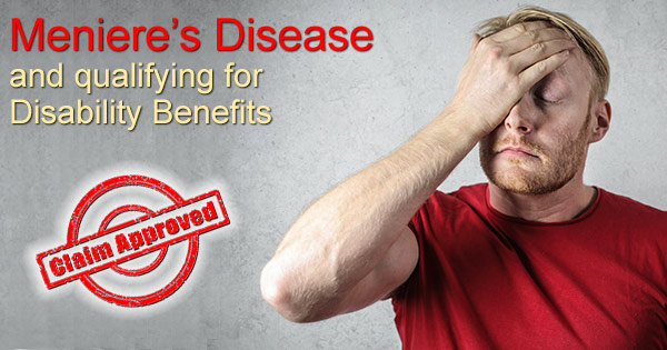 menieres-disease and disability benefits