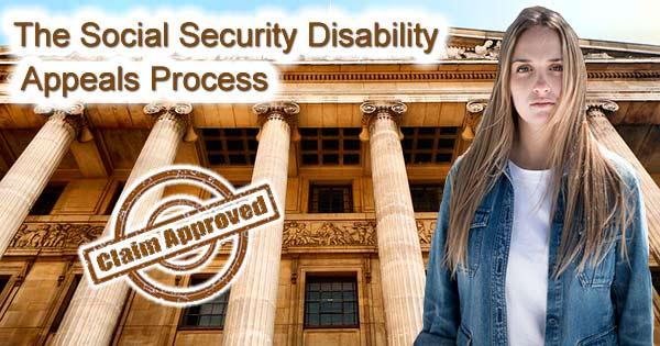 SSDI claims process