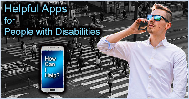 Phone Apps for the Disabled