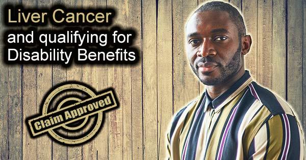 Liver Cancer Disability